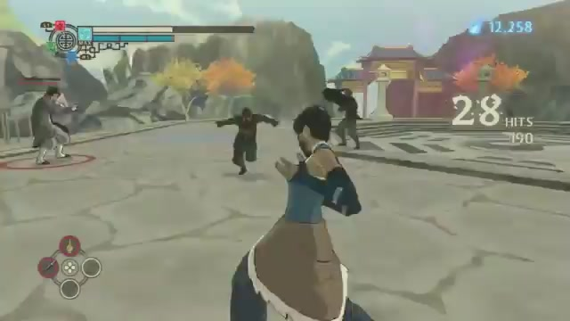 Download Game PC The Legend Of Korra Single Link