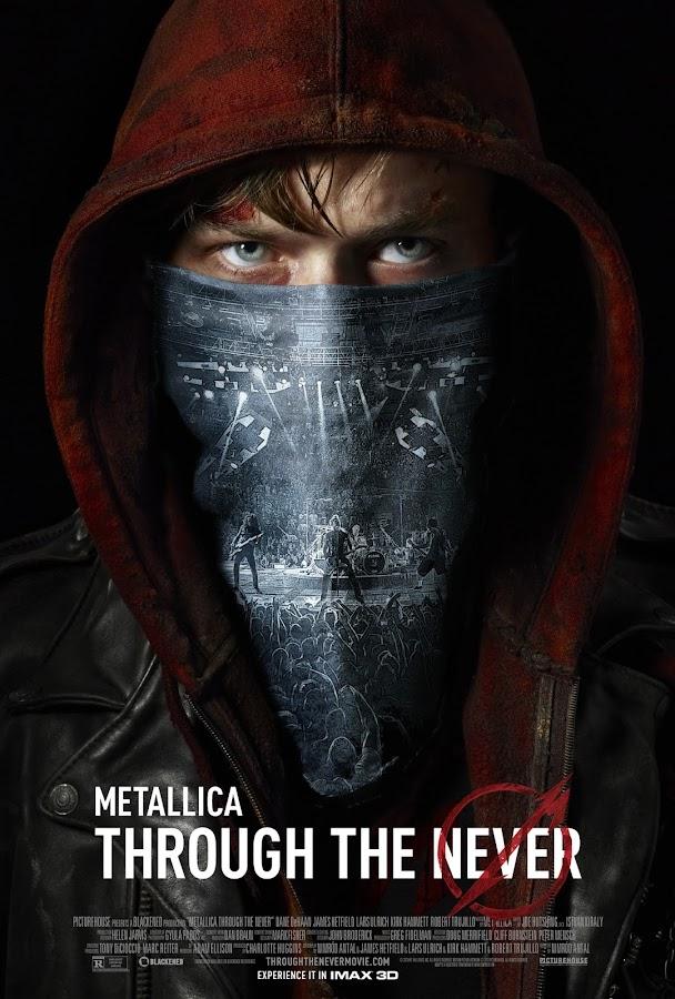 ตัวอย่างหนังใหม่ : Metallica Through the Never ซับไทย poster