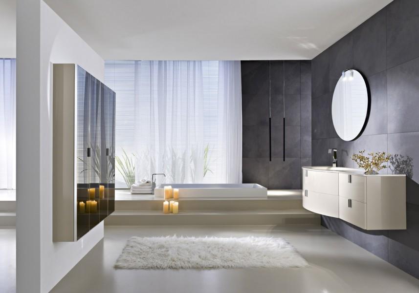 Baños Modernos Ideas:Estupendos diseños de baños modernos por DEKO