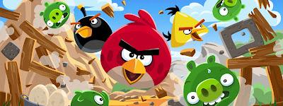 Kumpulan games Angry birds symbian