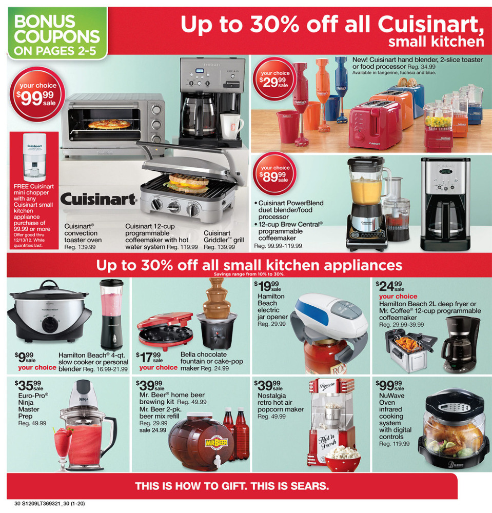 Sears Appliance Sale Memorial Day Weekend