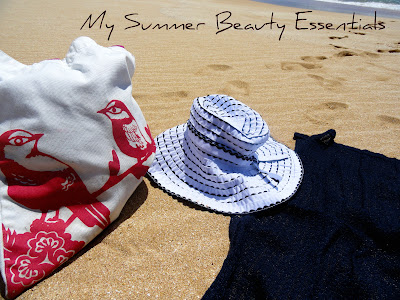 My summer beauty essentials