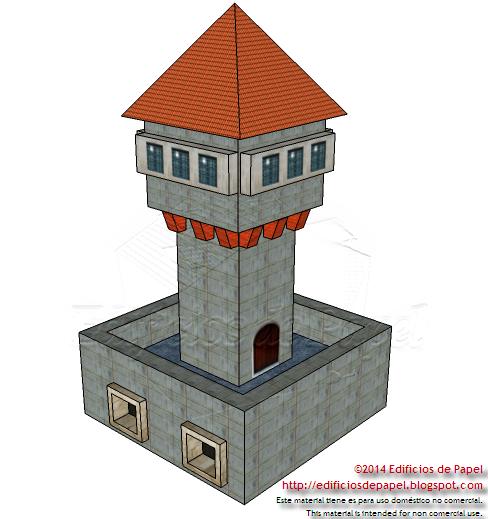 Nueva versión de la Torre de Vigilancia