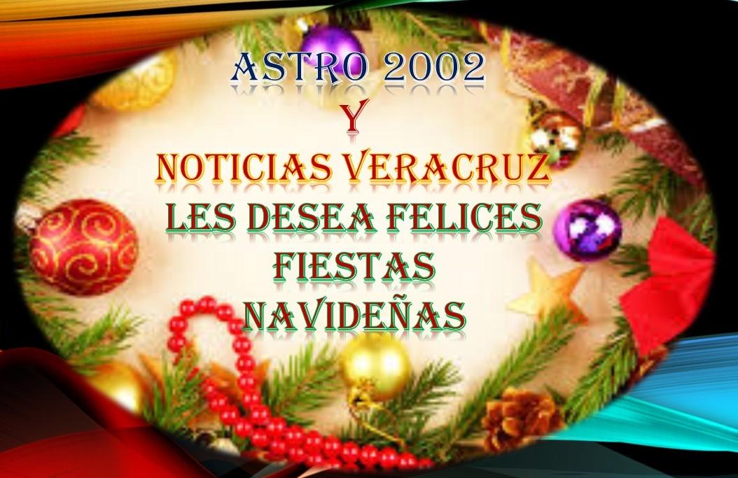 Les Deseamos Felices Fiestas Decembrinas