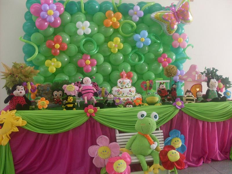 decoracao de balões jardim encantado:Festas e Arte com Balões – Pelotas: Jardim Encantado