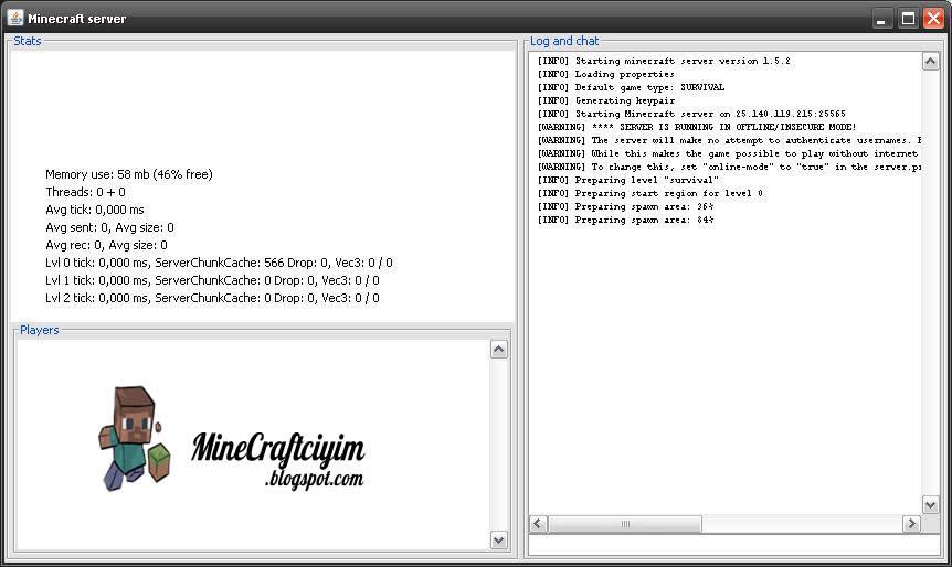 скачать minecraft server exe для майнкрафт 1.7.2 #6