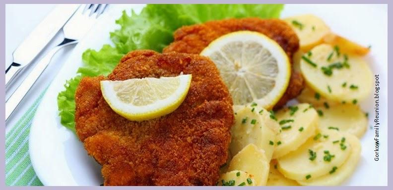 Image gallery schnitzel austrian for Austrian cuisine