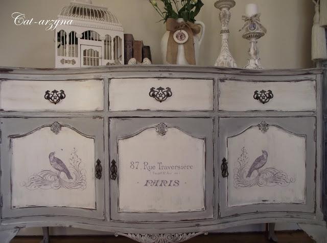 Cat arzyna ptaszki - Restaurar muebles antiguos ...