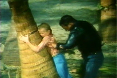 """13: ISLAND OF THE LOST - George Burns - """"Angklung My Eye"""" ("""