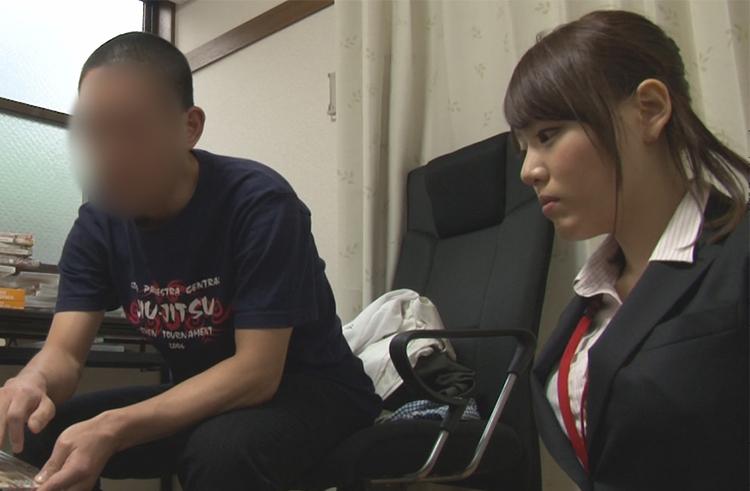 浜崎真緒‧SOD女子社員契約決定