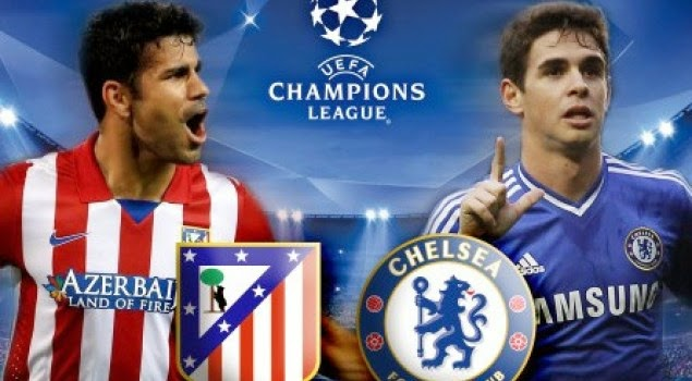 PREVIEW Pertandingan Atletico Madrid vs Chelsea 23 April 2014 Dini Hari