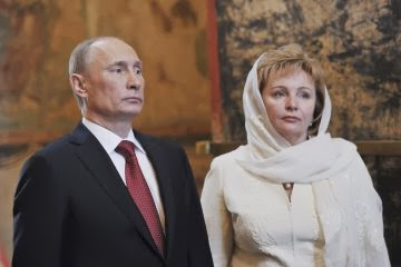 VLADIMIR AND LYUDMILA, NO LONGER AN ITEM!