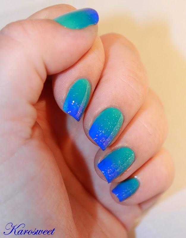 l'Océan sur mes ongles