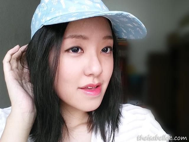 Holika Holika Jewel Light Waterproof Eyeliner (Brown Amber) blogger review