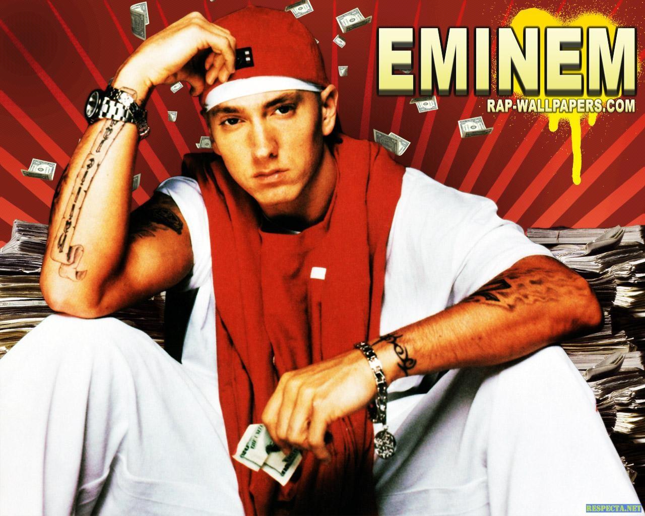 Eminem my favorite  essay