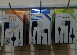 EarPhone Xiaomi Oppo Samsung