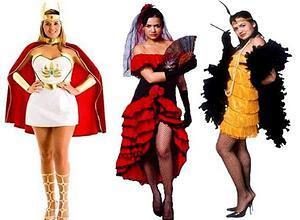 Fantasias da Moda para Festas