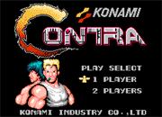 Contra Konami