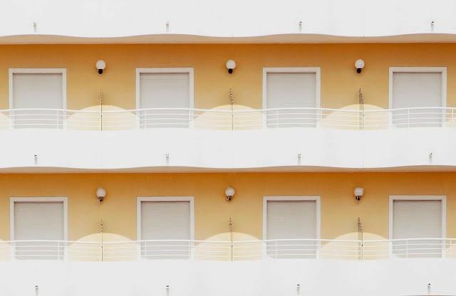 Behind the Edge by Luigi Bonaventura