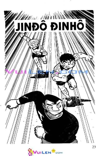 Jindodinho - Đường Dẫn Đến Khung Thành III  Tập 6 page 23 Congtruyen24h