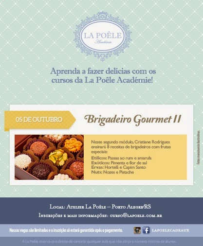 Brigadeiro Gourmet II - 05/10