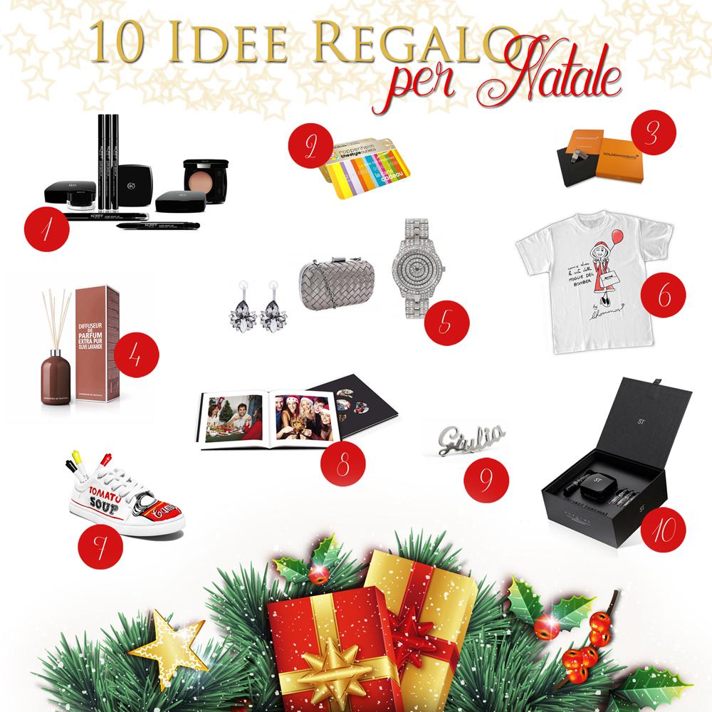 10 idee regalo per natale amemipiacecosi fashion blog Idee regalo