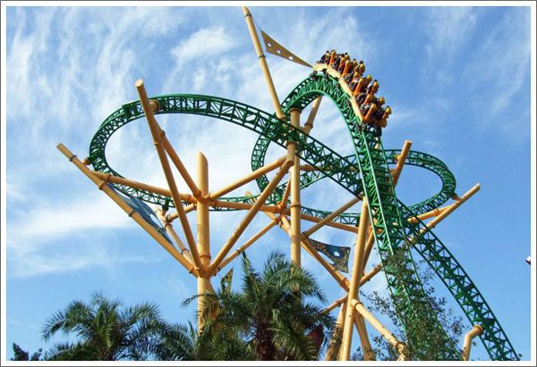 cheetah hunt at busch gardens