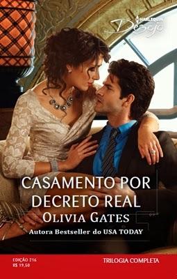 Casamento por Decreto Real – Olivia Gates