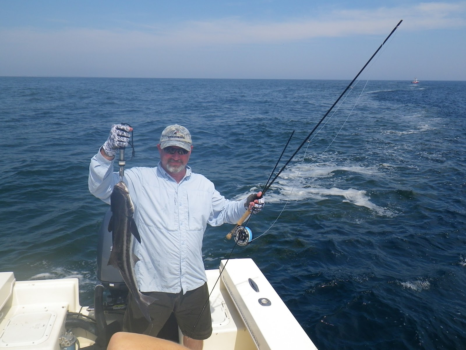 Gorge fly shop blog outer banks of north carolina for Outer banks fly fishing