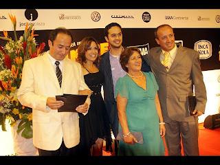 Estrellas en Avant Premiere Asu Mare la Pelicula – CINE PERUANO
