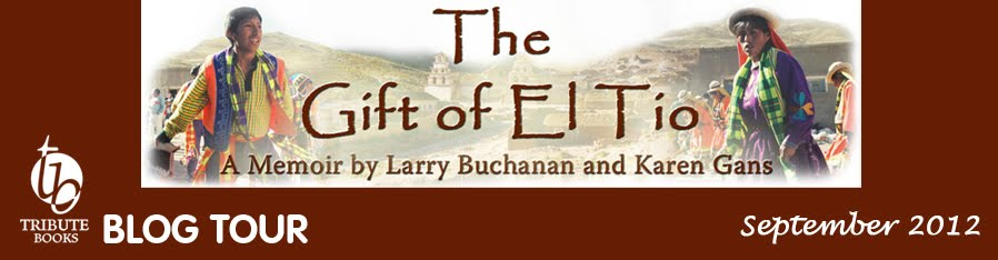The Gift of El Tio Blog Tour
