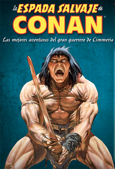 Coleccionable La Espada Salvaje de Conan - Editorial Planeta DeAgostini