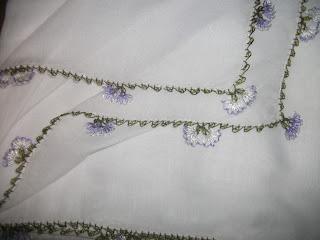 DSCF3010 İğne oyalı namaz baş örtüsü modelleri