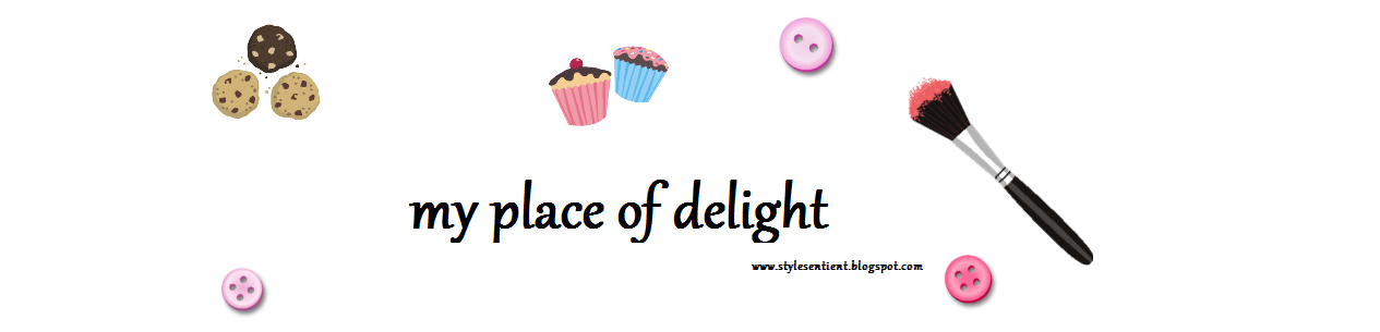 my place of delight