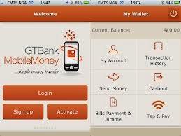 GT bank logo