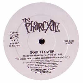 The Pharcyde – Soul Flower (VLS) (1993) (VBR)