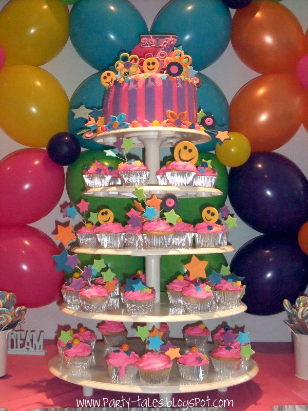Party Tales Birthday Party 70s Disco Fun The Grooviest Event