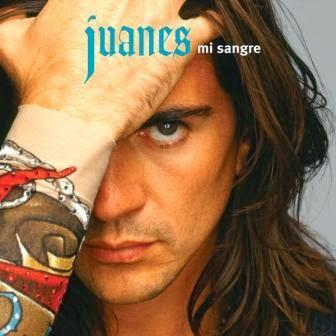 Mi sangre, disco de Juanes