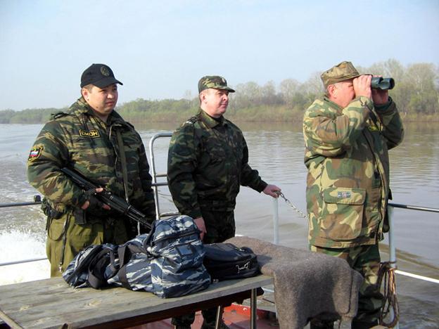 введены ограничения для рыболовов на период нереста