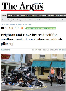 Brighton Stinks! It's Official!