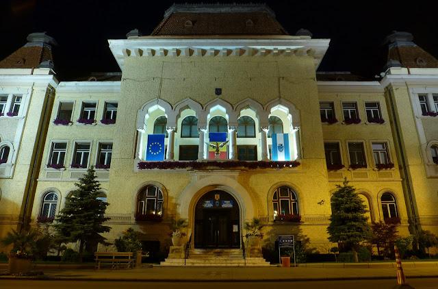 Ayuntamiento de Târgu Mureş