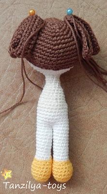 Как сделать прическу куколке-крошке