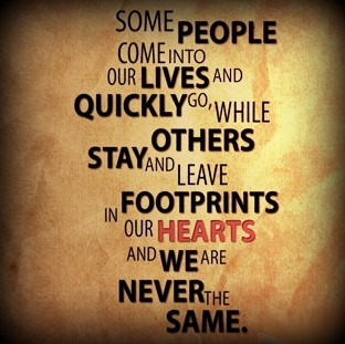 People come in our lives for a reason quotes quotesgram for Why do i keep dreaming about the same person