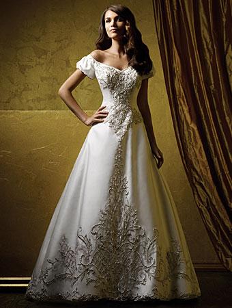 Fashion world latest Fashion: French wedding dresses. - photo #16