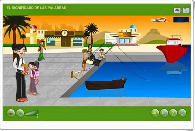 http://www.juntadeandalucia.es/averroes/carambolo/WEB%20JCLIC2/Agrega/Lengua/El%20significado%20de%20la%20palabras/contenido/index.html