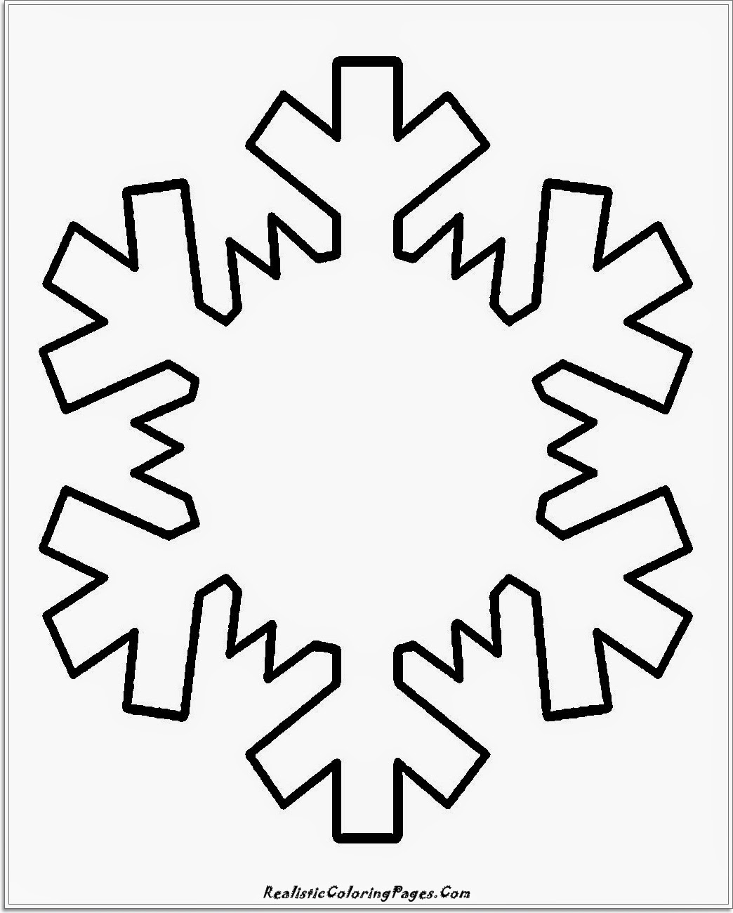 14 simple nature coloring pages realistic coloring pages for Snowflakes printable coloring pages