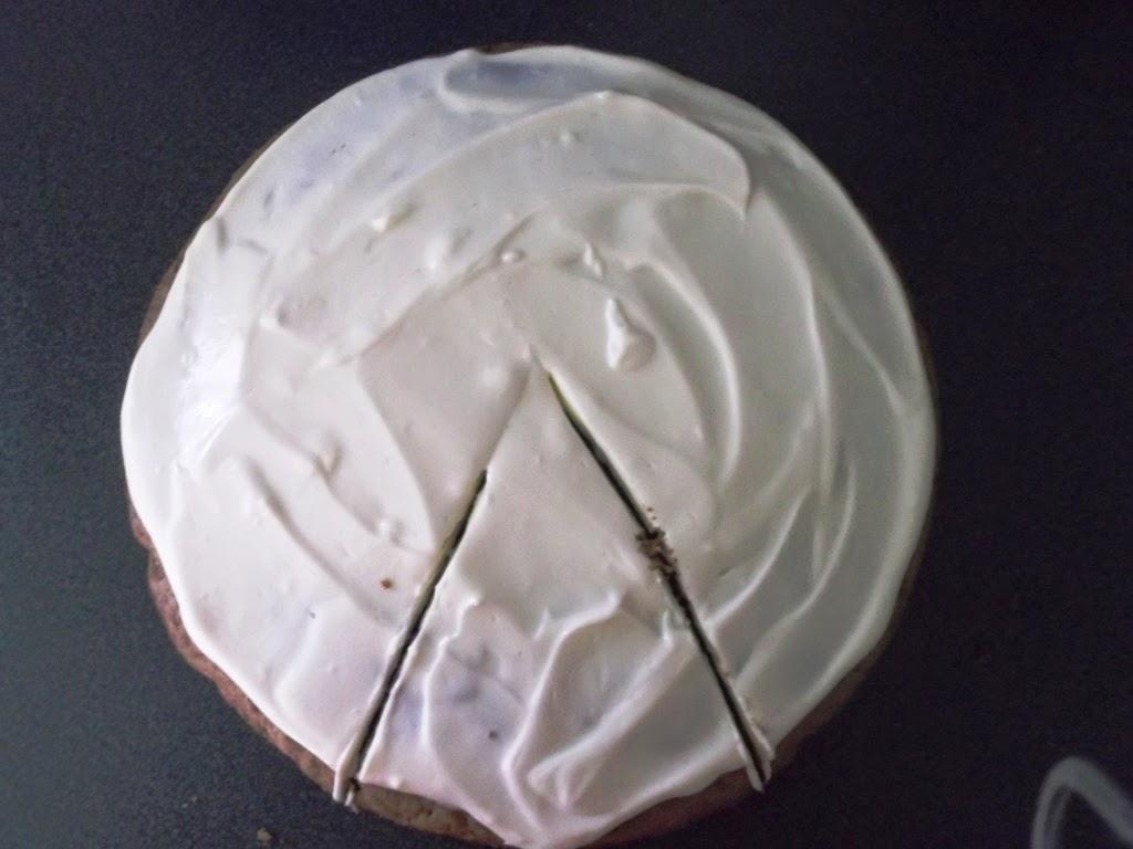ciasto marchewkowe z polewą z almette