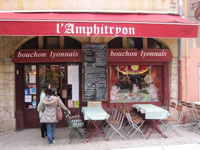 Restaurantul L'Amphitryon Lyon