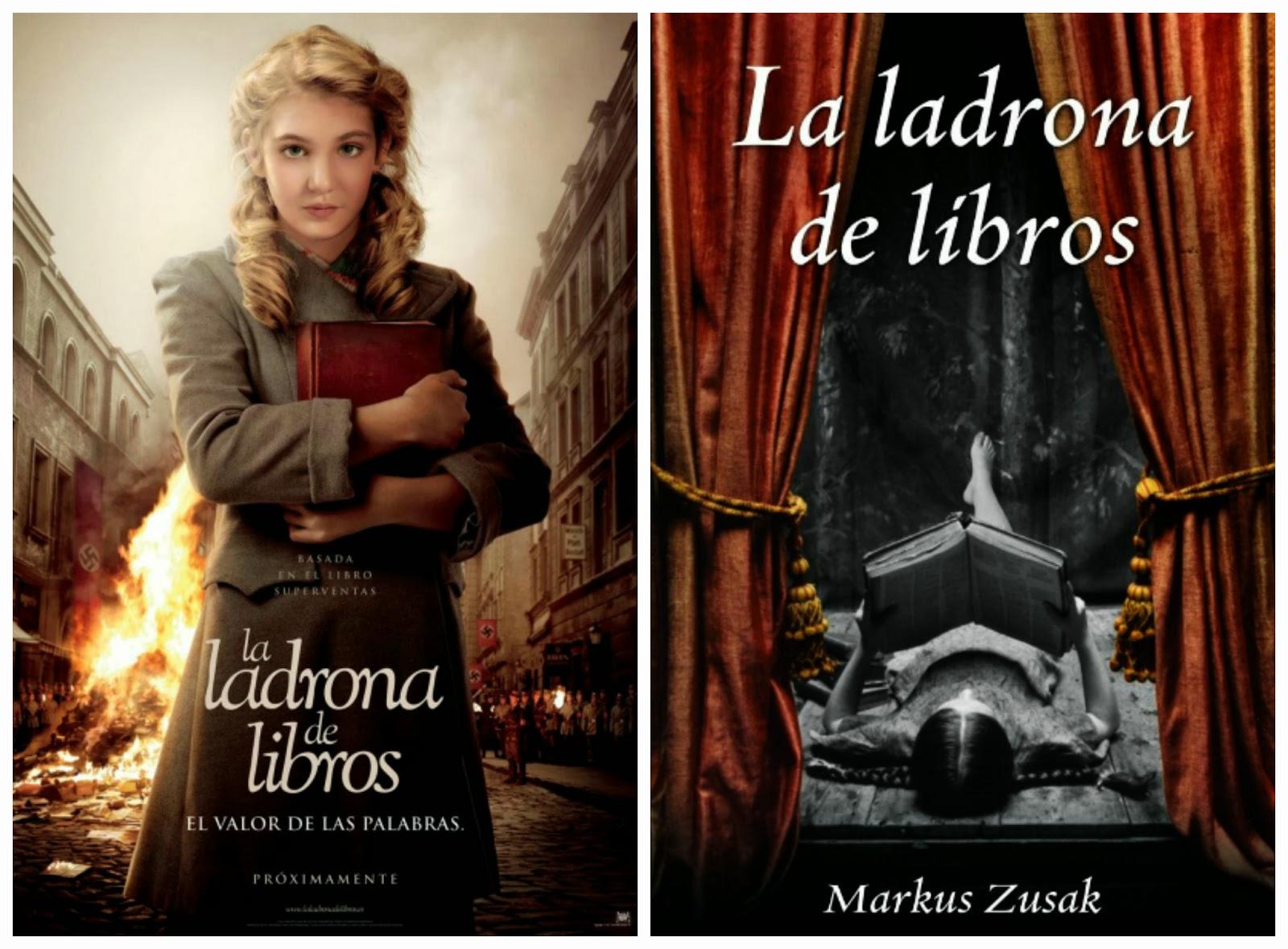 """Basado en el best-seller internacional """"La Ladrona de Libros"""" cuenta la  historia de Liesel, una extraordinaria y valiente joven enviada a vivir con  una ..."""