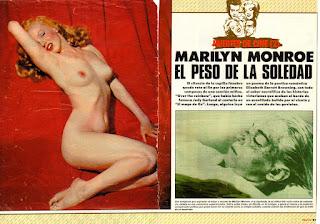 Marilyn Dossier